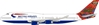 "British Airways Boeing 747-400 G-BNLS ""Wunala Dreaming"" (1:200) - Preorder item, Order now for future delivery"