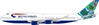 "British Airways Boeing 747-400 G-BNLN ""Nalanji Dreaming"" (1:200) - Preorder item, Order now for future delivery"