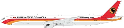 TAAG Angola Airlines 777-3M2/ER D2-TEG With Stand (1:200)