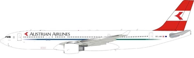 Austrian Airlines Airbus A330-200 OE-LAM (1:200) - Preorder item, Order now for future delivery