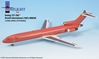 "Braniff International Ultra 727-200 ""Red Ultra"" (1:200)"