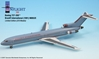 "Braniff International Ultra 727-200 ""Light Blue Ultra"" (1:200)"