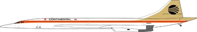 Continental Airlines Concorde N557CO (1:200) - Preorder item, Order now for future delivery