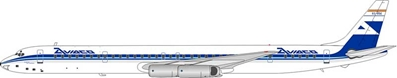Aviaco DC-8-63 EC-BSE (1:200) - Preorder item, Order now for future delivery