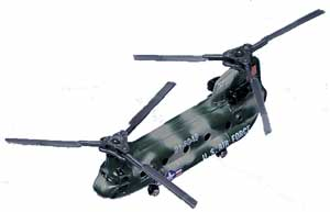 "CH-47 Chinook (Approx. 3.5"")"