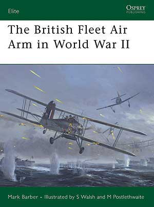 British Fleet Air Arm In WW II