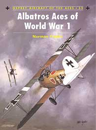 Albatros Aces Of WW I Pt1