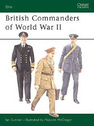 British Commanders Of WWII