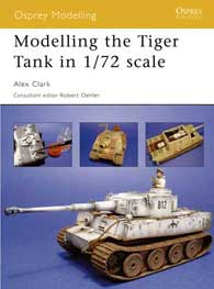 Modelling Tiger Tank In 1:72