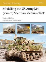 Modelling Us Army M4 Sherman