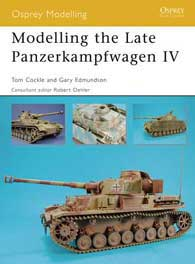 Modelling The Late Panzer Iv