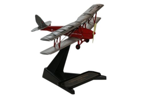 de Havilland DH.82A G-ACDA The de Havilland School of Flying (1:72)