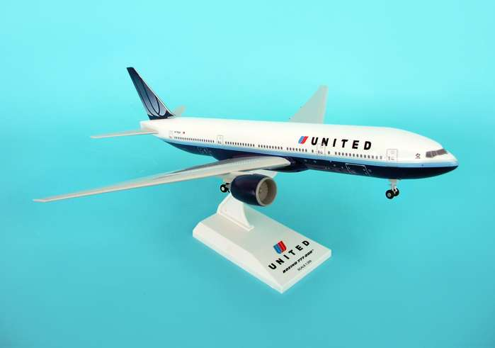 United B777-200 with Gear (1:200)