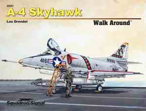 A-4 Skyhawk Walk Around (SC)