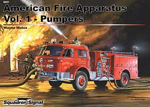 American Fire Apparatus Vol-1