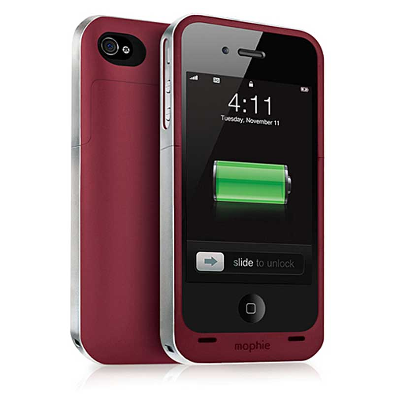 mophie Juice Pack Air for iPhone 4/4S, (Prod