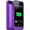 mophie Juice Pack Helium for iPhone 5, Purpl