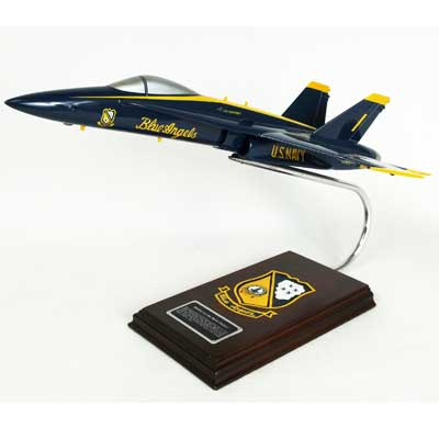 F/A-18A Hornet Blue Angels (1:38)