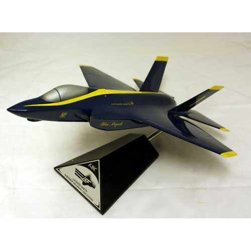F-35A JSF Blue Angels (1:40)