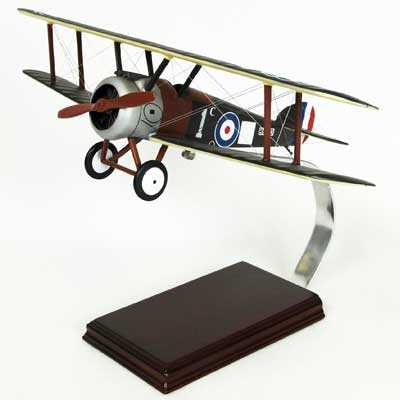 Sopwith Camel WWI Fighter (1:24)