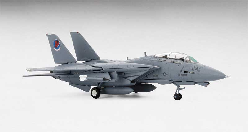 "F-14A Tomcat VF-1 #114 Top Gun Movie ""Maverick& Goose"" (1:200)"