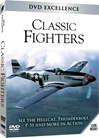 Classic Fighters - WWII Hellcat, Thunderbolt, P-51 and others (DVD)
