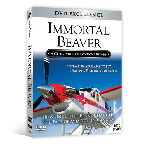 Immortal Beaver (DVD)