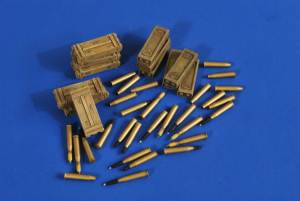 17Pdr Firefly Ammo & Boxes 1:35