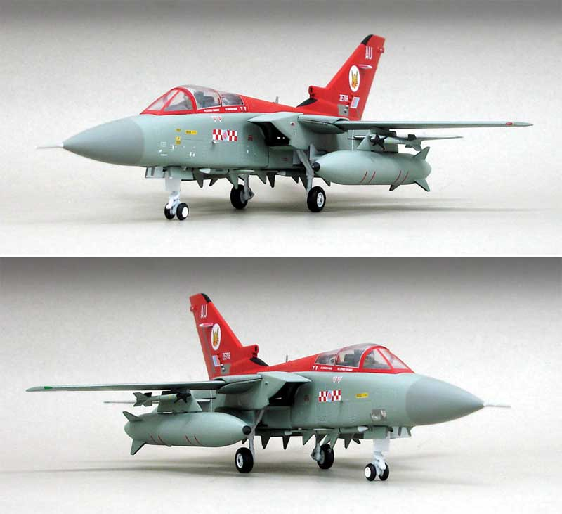 "Tornado F-3 No. 56 Squadron ""Firebirds"", Royal Air Force (1:72)"