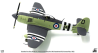 Hawker Sea Fury FB MK. II Peter Carmichael, No. 802 Squadron FAA, Korean War, 1952 (1:72) - Preorder item, order now for future delivery