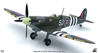Spitfire Mk IX, RAF No.126 Sqn, John Plagis, RAF Culmhead, England, June 1944 - Preorder item, order now for future delivery