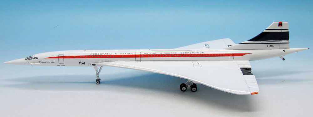 Aerospatiale France - British Aircraft Corporation Concorde  F-WTSA (1:200)