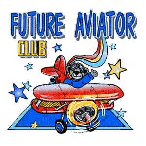 Future Aviator Club T-Shirt
