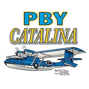 PBY Catalina T-Shirt