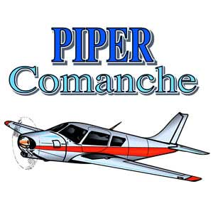 Piper Comanche T-Shirt
