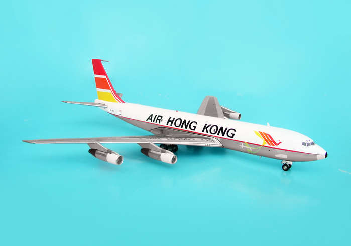 "Air Hong Kong 707-300 ""Polished"" ~VR-HKL (1:200)"