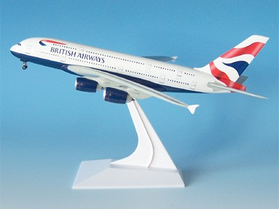 British Airway A380 - Corporate (Limited) (1:400)