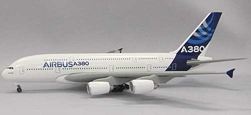 "Airbus A380 ""Corporate Model"" (1:400)"