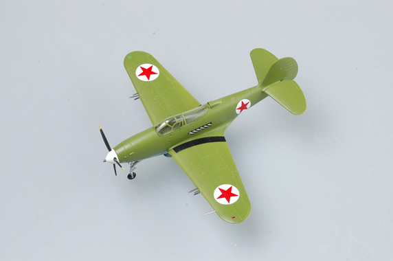 P-39N Airacobra Major Vf Sirotin Soviet Air Force (1:72)