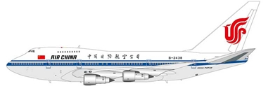 "Air China 747SP-J6 ""B-2438"" (1:200)"