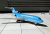 "Braniff International ""Flying Colors"" B727-100 - Blue N309BN (1:400)"