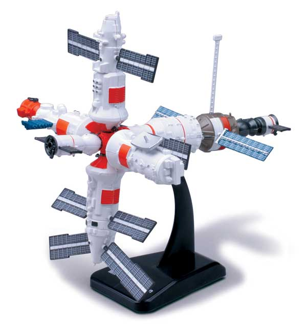 Easy Build Space Station Model Kit