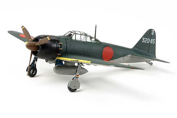 1/72 Mitsubishi A6M5 (ZEKE)- Zero Fighter