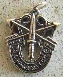 Special Forces Charm Heavy Sterling Vietnam to Current Special Forces Charm, Vietnam, SF, Special Forces