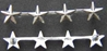 WWII 4 Star Collar Sterling (2)