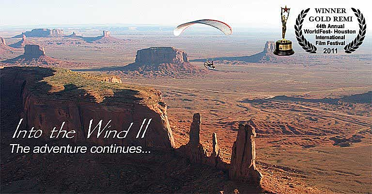 DVD - Into the Wind II - The Adventure Continues