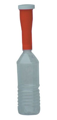 Bottle Adapter for Waste Disposal