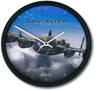 10 inch Wall Clock - Lancaster