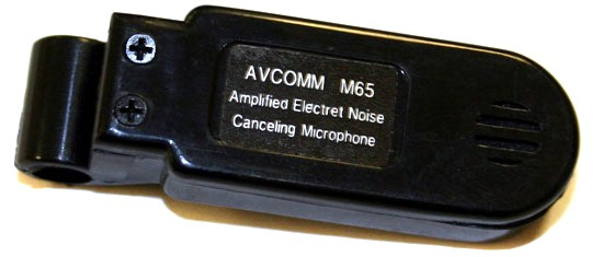 Amplified Electric Microphone