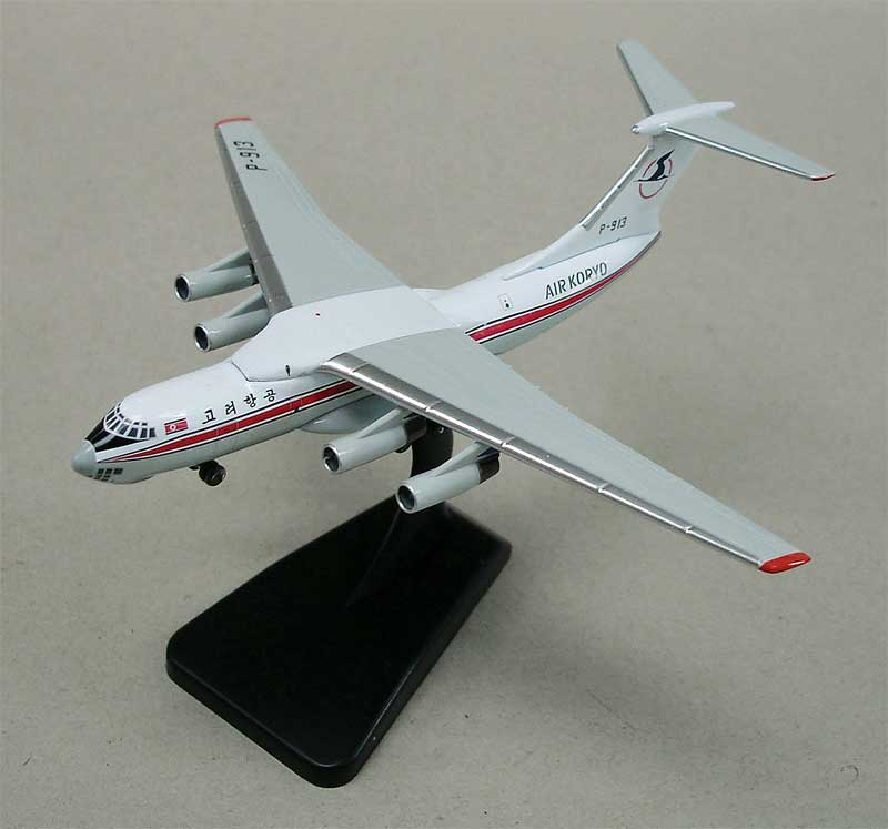 "Air Koryo Il-76 ""P-913"" (1:400)"